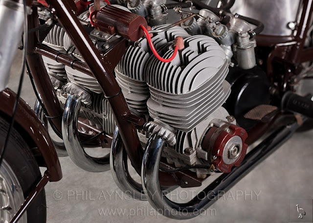 1954 Derbi 350 Racer | Derbi 350 Racer | 1954 4cylinder Derbi 350 Racer