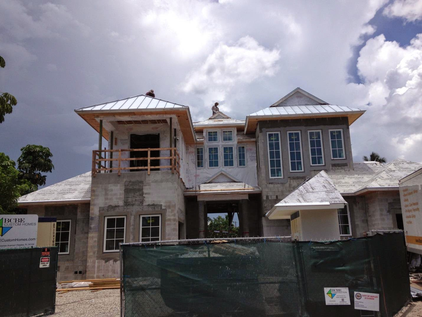 Bcbe construction llc custom homes are booming in sw florida for Southwest custom homes