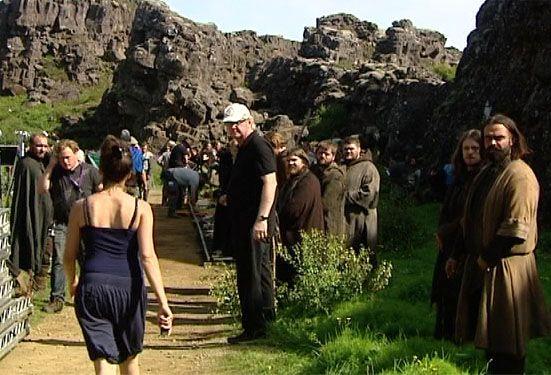 rodaje en islandia 3 - Juego de Tronos en los siete reinos