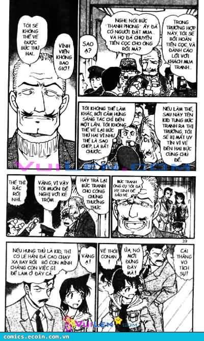 Detective Conan - Thám Tử Lừng Danh Conan chap 546 page 3 - IZTruyenTranh.com