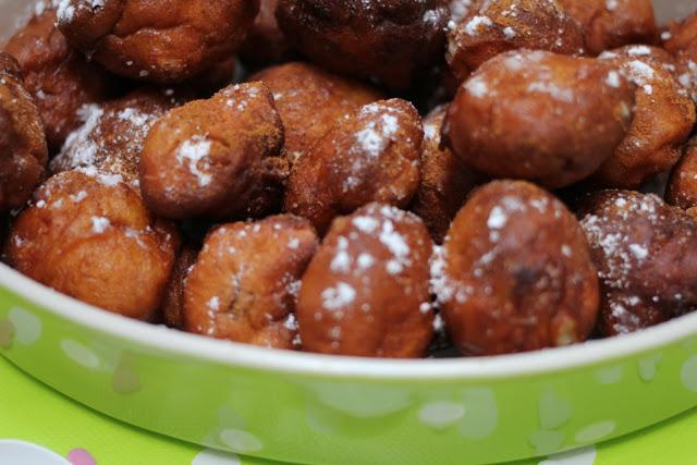 Fritole venete