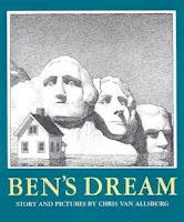 bookcover of BEN'S DREAM by Van Allsburg