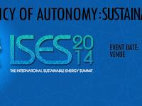 ISES 2014 – Sidang Kemuncak Tenaga Lestari Antarabangsa