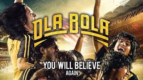 Geraldine, Ganesan, Aril, Nicole & MashSupremacy - We Will Believe Again (OST OlaBola)