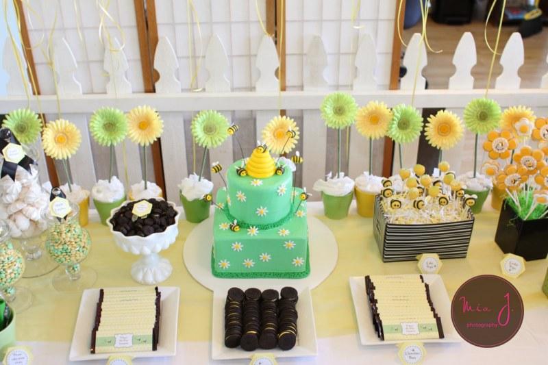 Enchanted Events Design Event Recap Samarras Bumble Bee Birthday