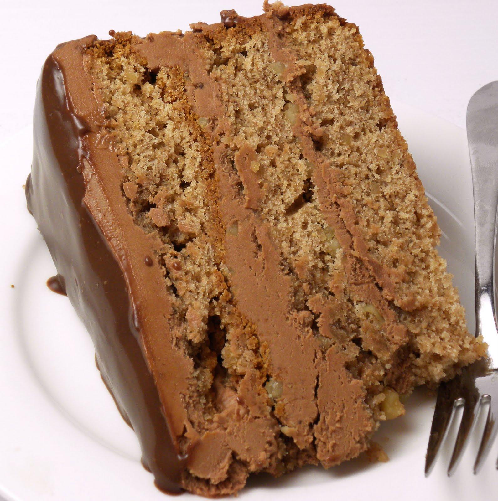 Chesnut Cake Recipe