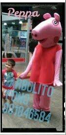 Peppa pink
