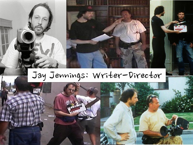 Jay Jennings: Writer-Director