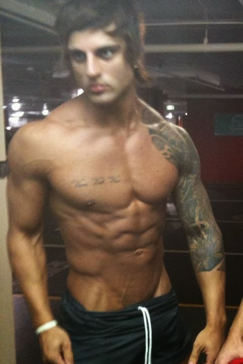 Zyzz- Male Fitness Model | Bodybuilding and Fitness Zone