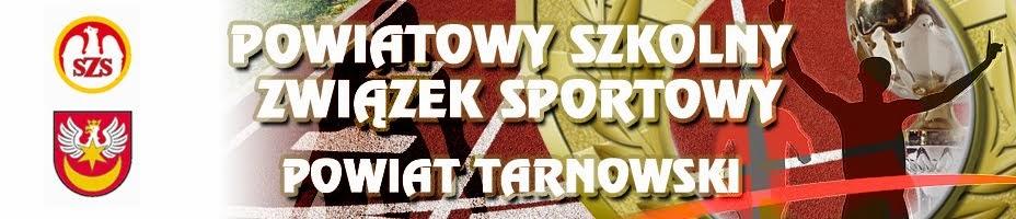 Powiatowy Szkolny Związek Sportowy - Powiat Tarnowski