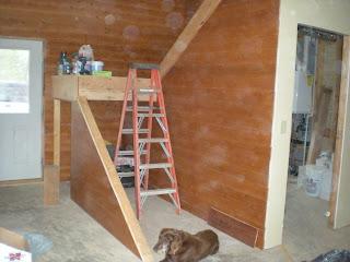 Douglas fir stairs  http://huismanconcepts.com/