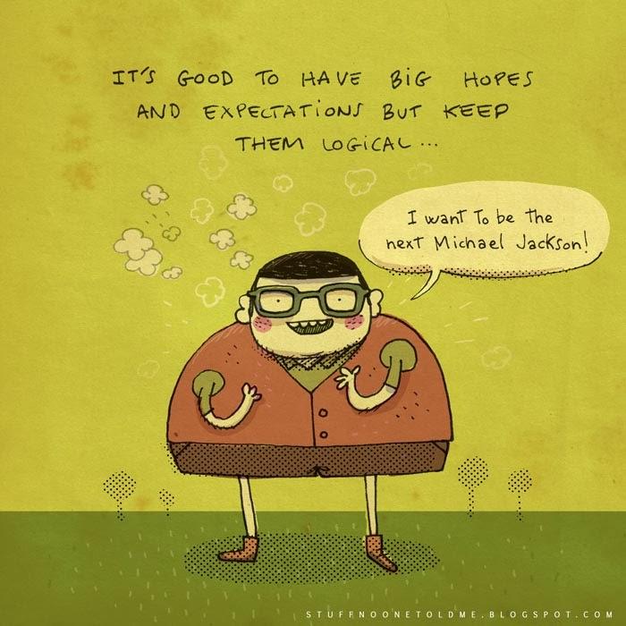 grandes esperanças, expectativa