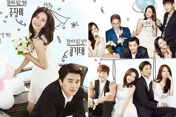 Marriage not dating eng sub ep 1