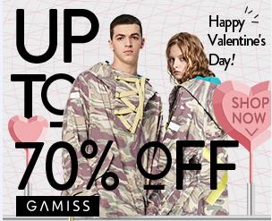 Gamiss Valentine's Day