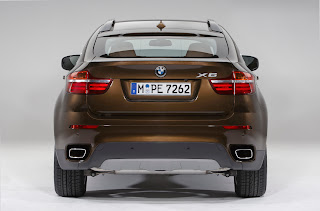 2013 new BMW X6 facelift official picture