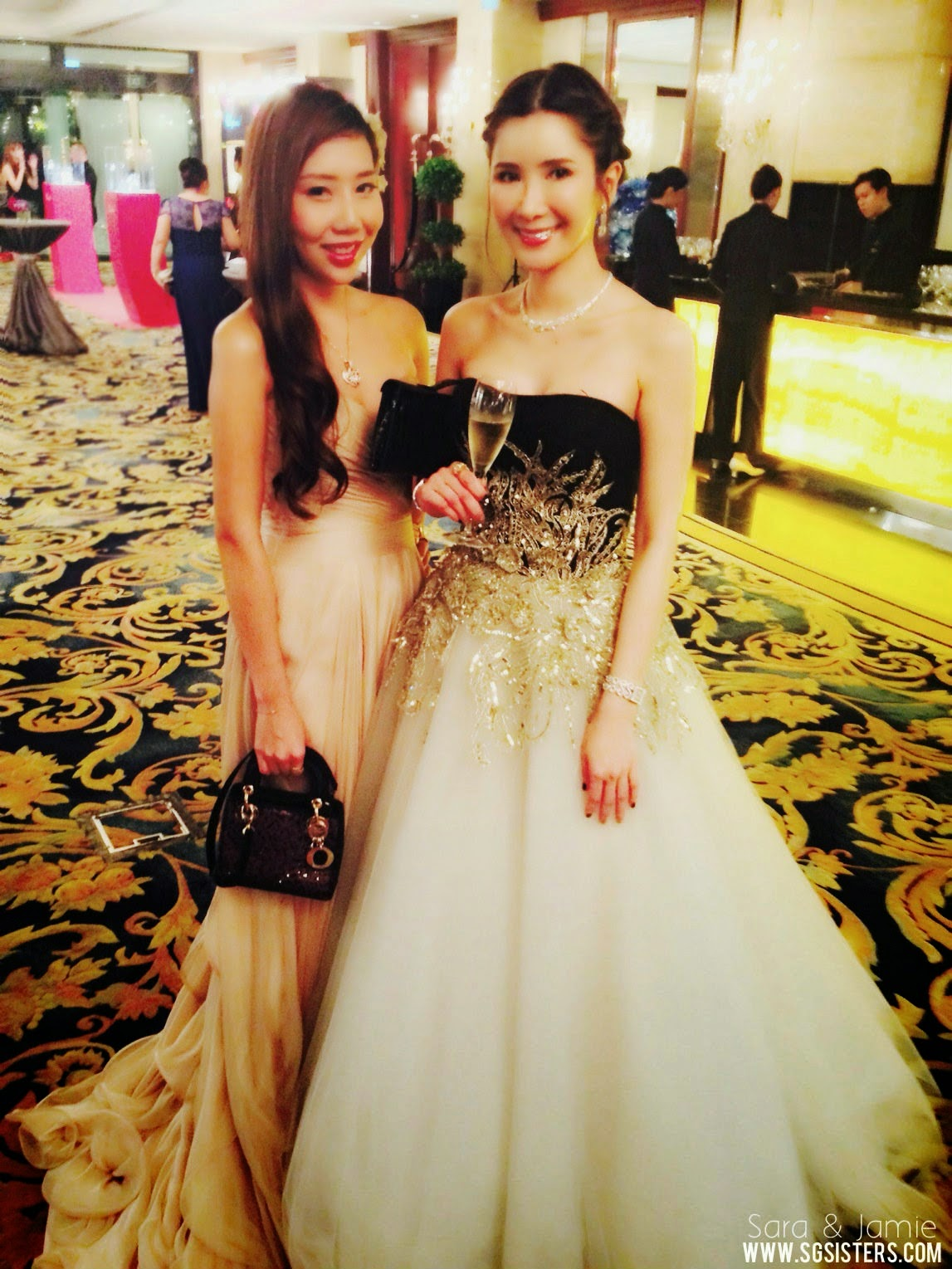 ICON BALL 2014 at Shangri-La Hotel