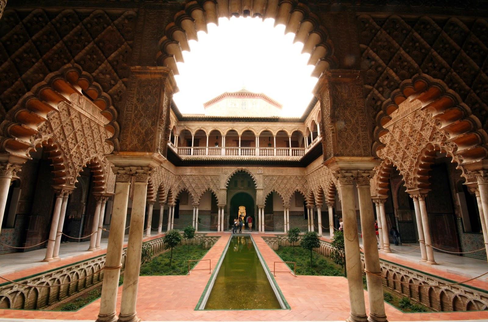 Alcazar - Sevilha - Espanha