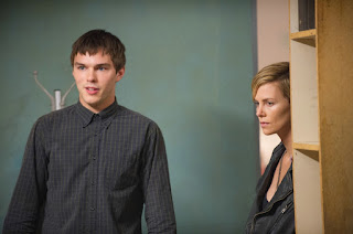 dark places-nicholas hoult-charlize theron