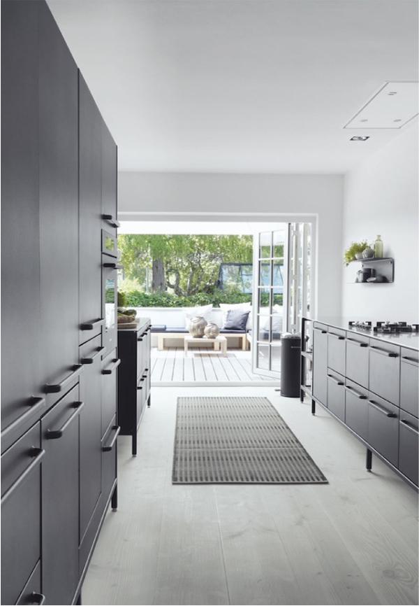 Una cucina con affaccio sul terrazzo blog di arredamento - Cucina sul terrazzo ...
