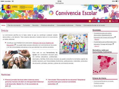 http://www.mecd.gob.es/educacion-mecd/mc/convivencia-escolar/inicio.html;jsessionid=65918235833B4B245CF3FCEBD6009F71