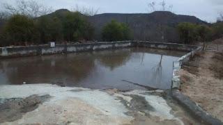 Chove em algumas comunidades rurais de Picuí