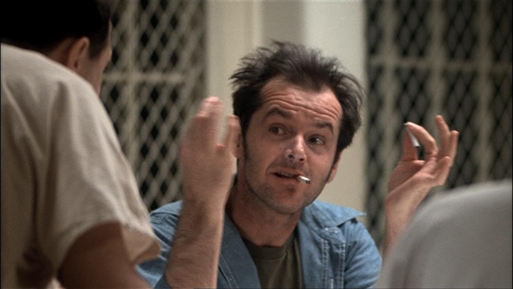 an analysis of therapy techniques used in one flew over the cuckoos nest Psychological connotations in one flew over the cuckoo's nest we feel that one flew over the drs u cerletti and l bini used electroshock therapy to.