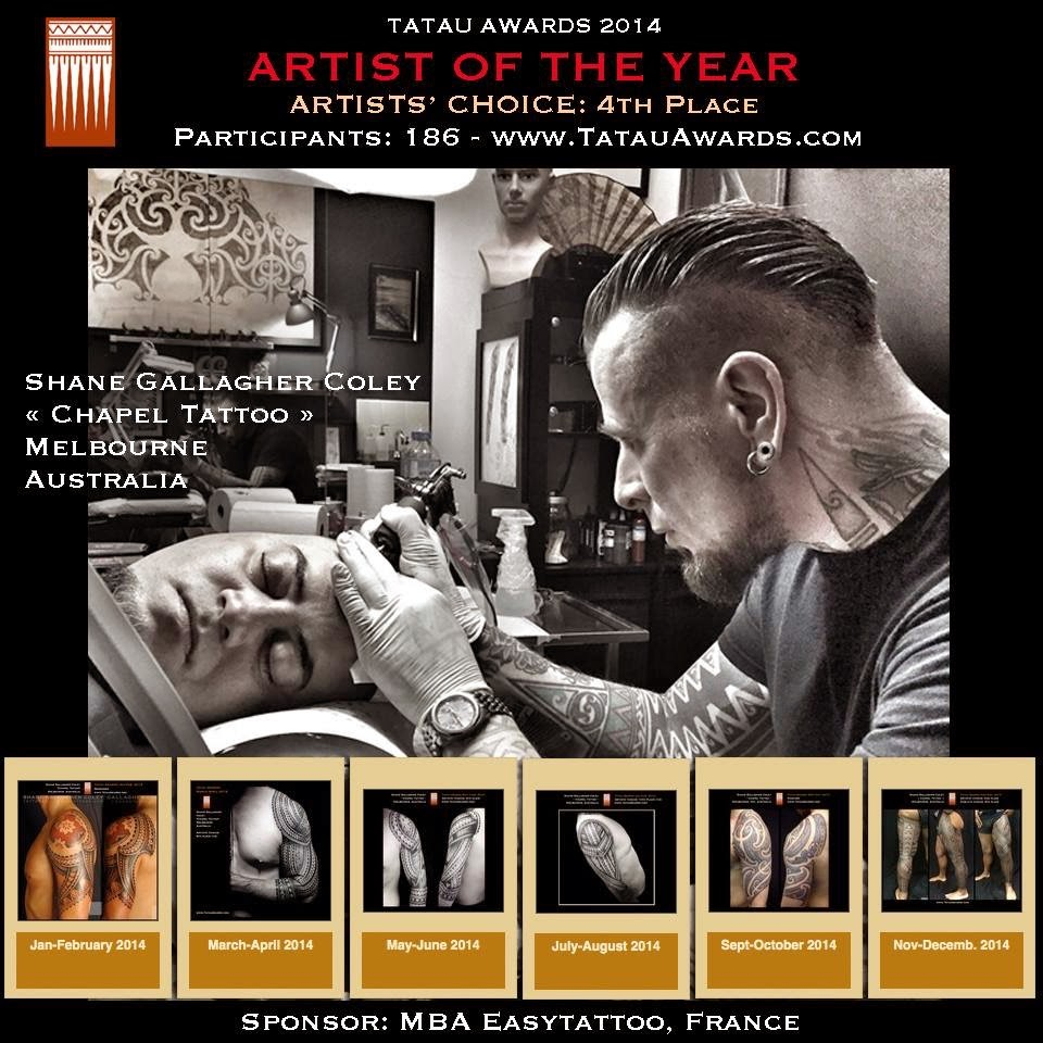 Artist Of The Year Awards 2014
