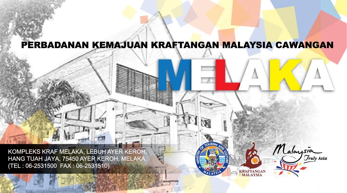 Perbadanan Kemajuan Kraftangan Malaysia Cawangan Melaka