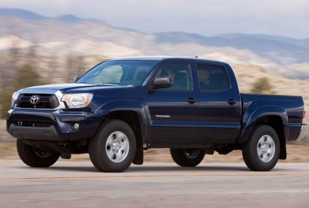 2015 Toyota Tacoma Redesign and Concept