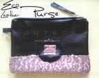 DIY PINK CLUTCH