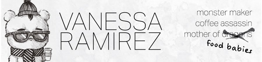 Vanessa Ramirez Blog