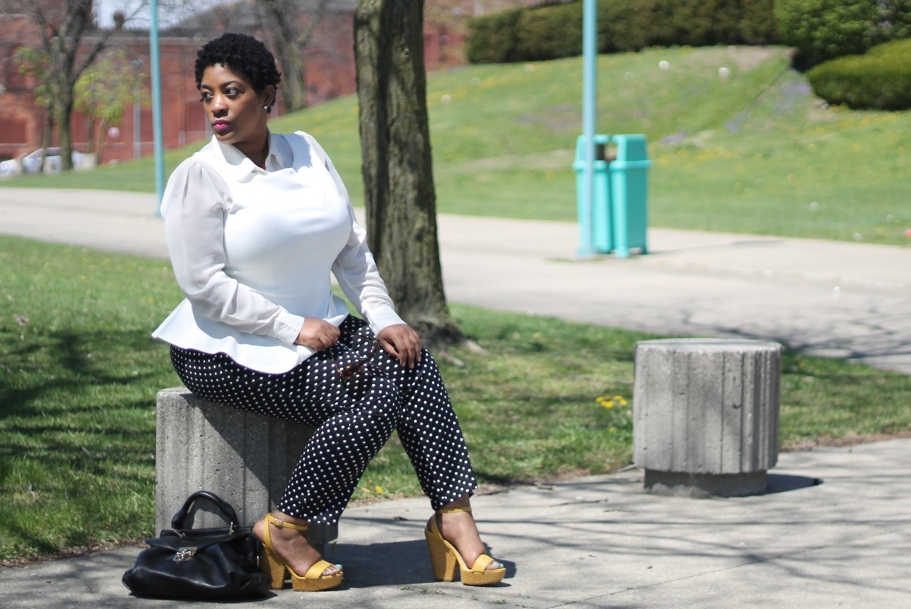 Can plus size wear ankle pants