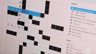 new york times crossword puzzle, will shortz