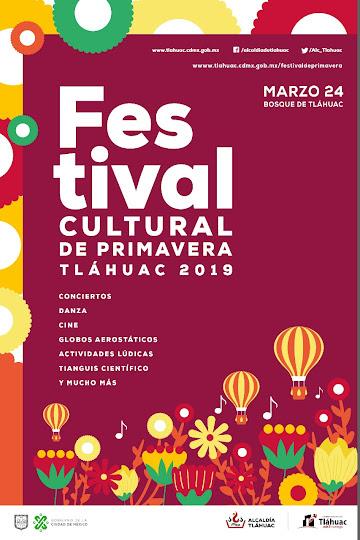 Festival Cultural de primavera marzo/Cine