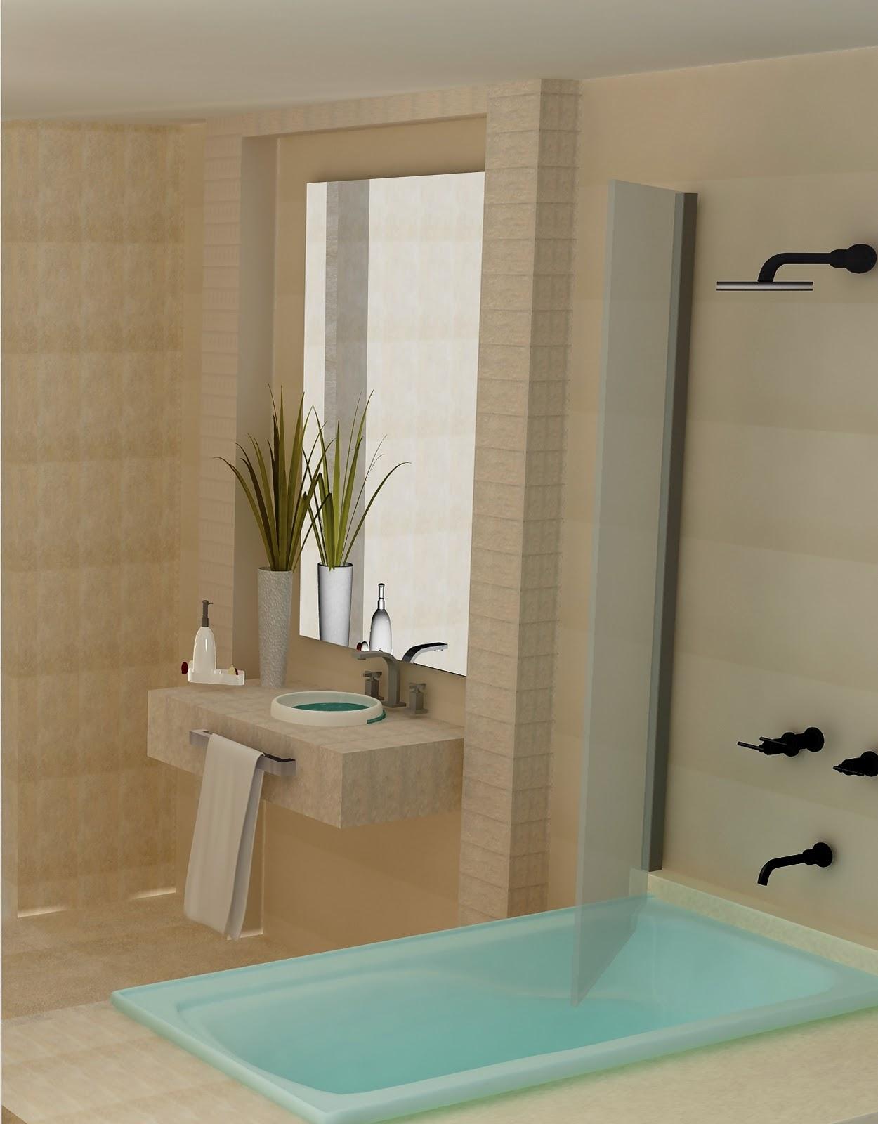 Dise o de interiores ba o proyecto - Proyecto diseno de interiores ...