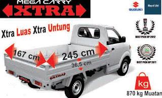 Mega Carry Xtra