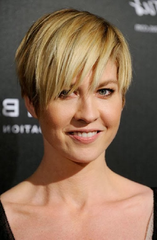jenna elfman short haircut 2011