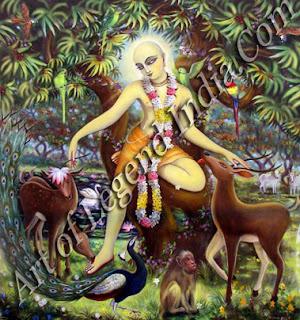 Mahāprabhu's Prīti Dharma Process