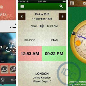 Aplikasi Ramadhan Gratis untuk Platform iOS