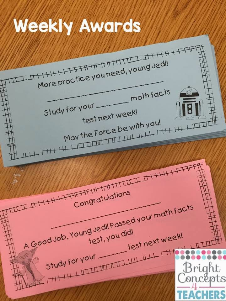 May the Force Be With You: Math Facts Fluency   <!--Can\'t find ...