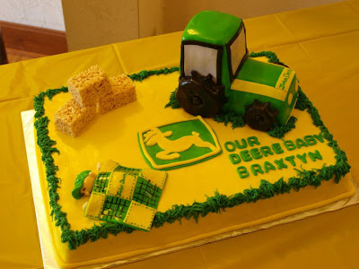 everything in moderation a john deere baby shower
