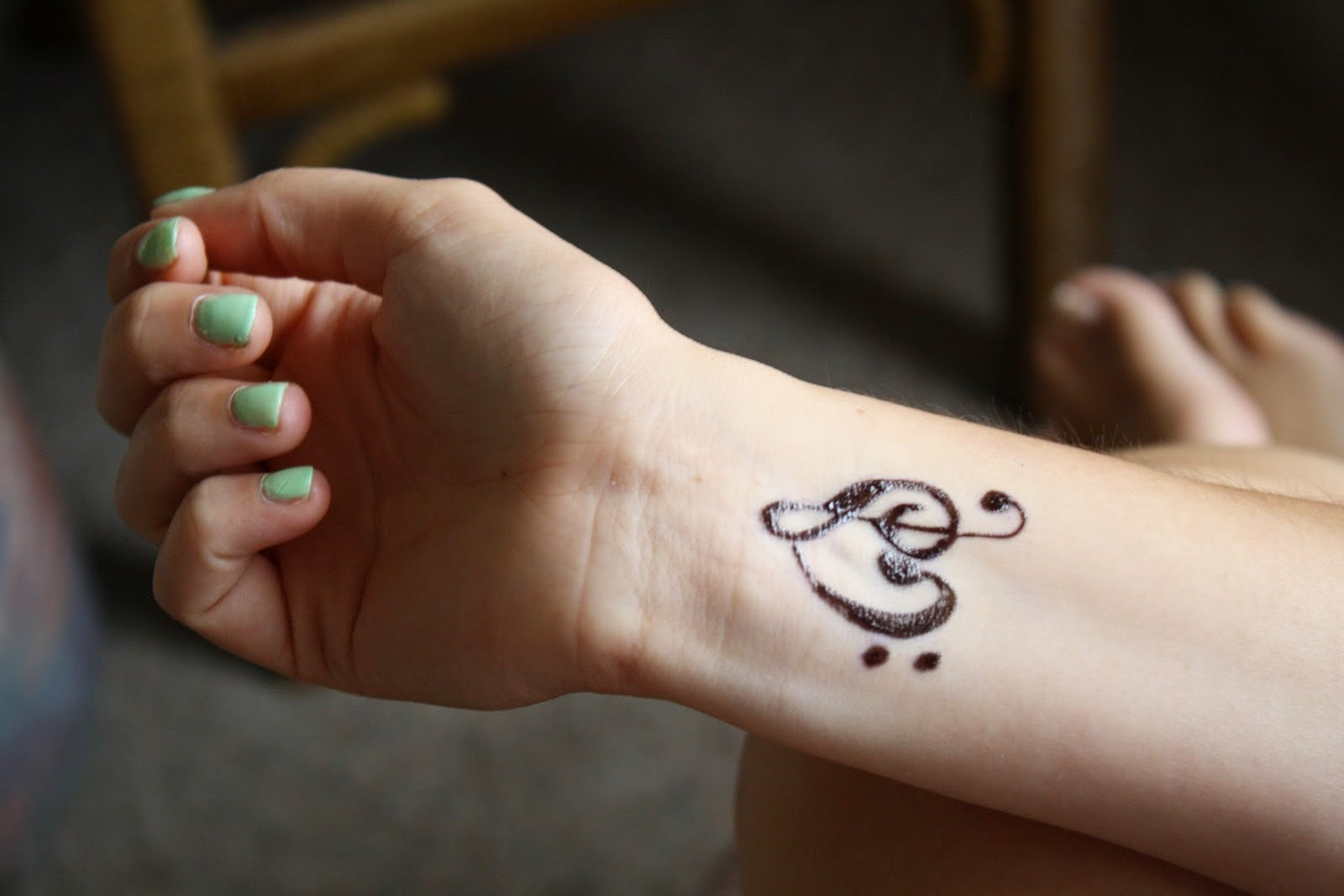 Wrist Tattoos For Girls Nail Art And Tattoo Design Ideas
