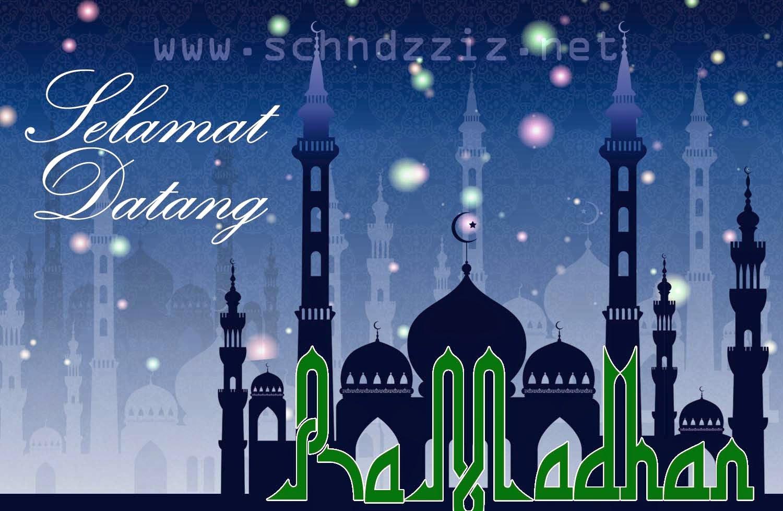 Gambar Ucapan Selamat Puasa 2015 Ramadhan Puasa By JKT48 II