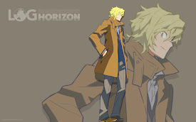 Log Horizon Rundelhouse 15
