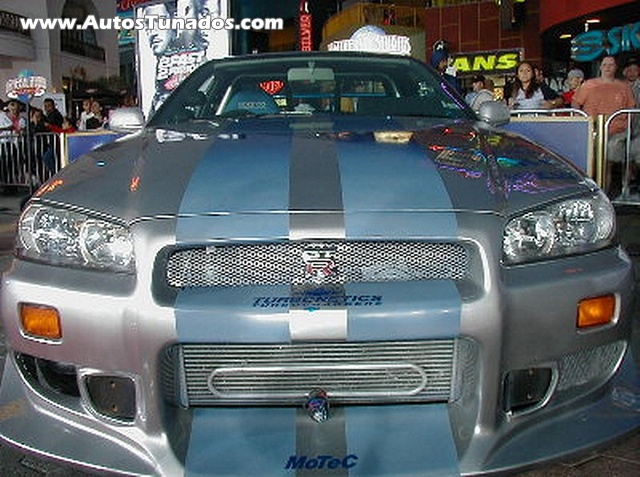 skyline tuning front