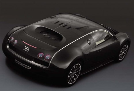 Bugatti Veyron Supersport hp mph th Generation