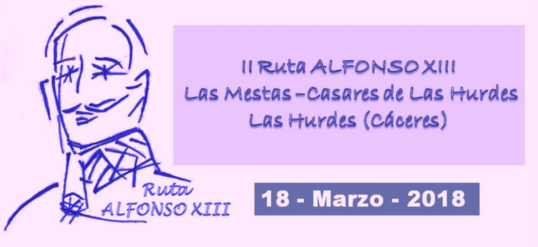 II Ruta Alfonso XIII 18-03-2018