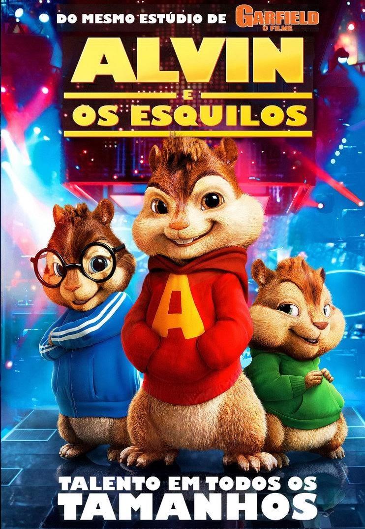 Alvin e os Esquilos – Dublado (2007)