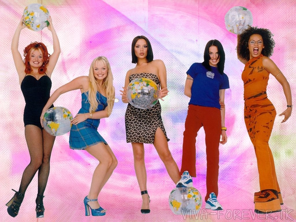 john s world will the spice girls spice up your life