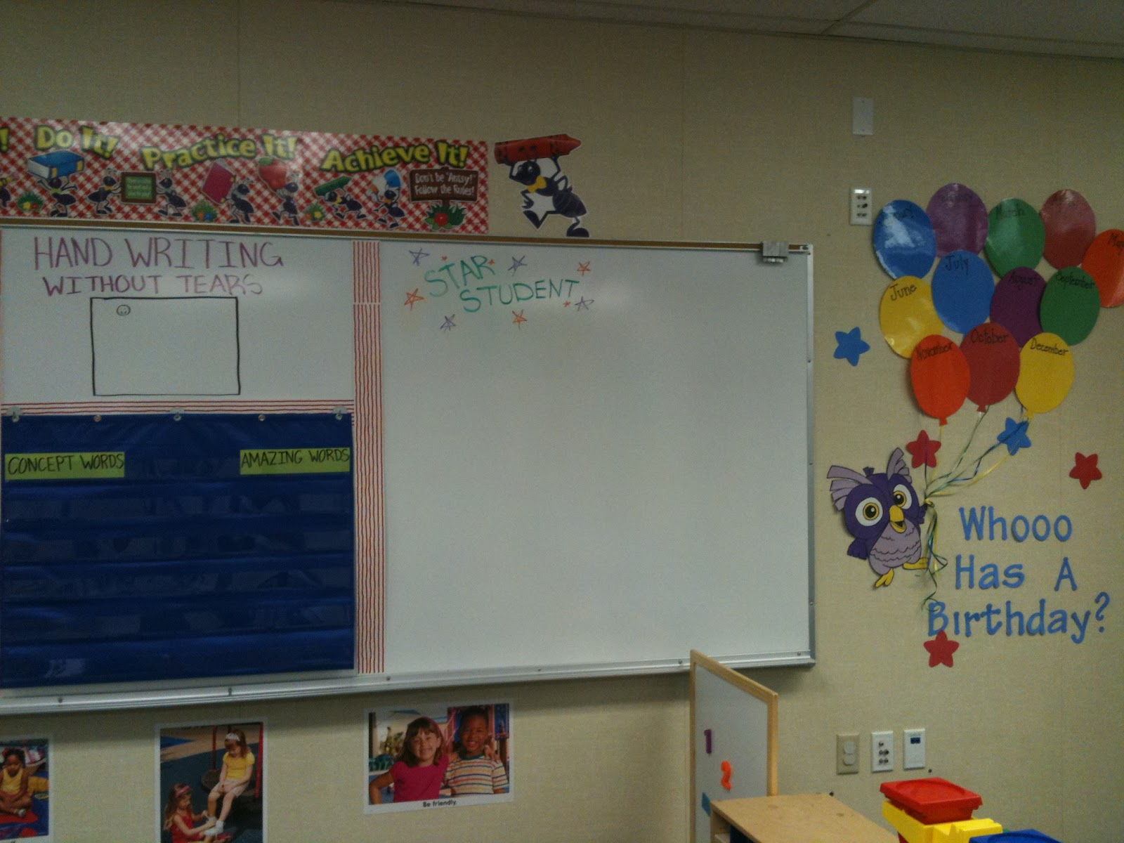 Classroom Whiteboard Decoration ~ More than abc s and preschool classroom set up